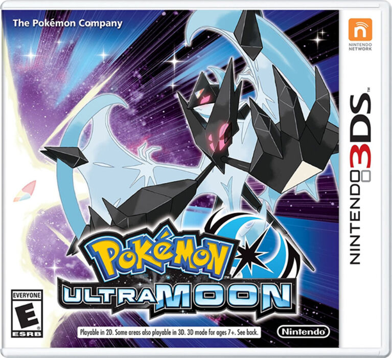Nintendo 3DS - Pokémon Ultra Moon