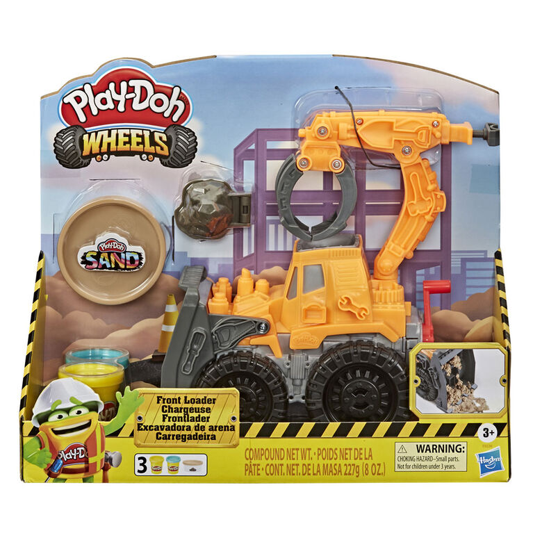 Play-Doh - Front Loaded