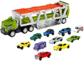 Matchbox Transporter - English Edition