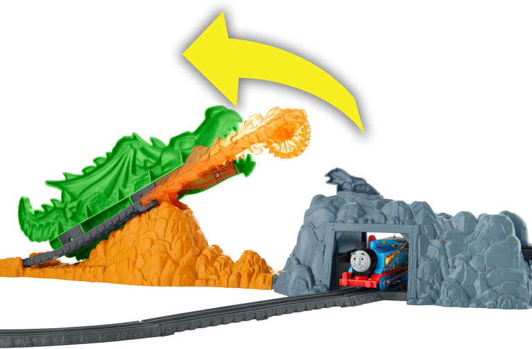 Thomas & Friends TrackMaster Dragon Escape Set