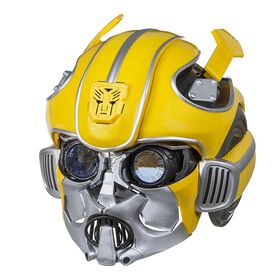 Transformers Studio Series Bumblebee Showcase Helmet - English Edition