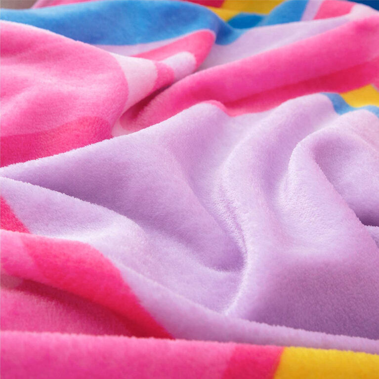Peppa Pig Fleece Throw Blanket, 50 x 60 inches