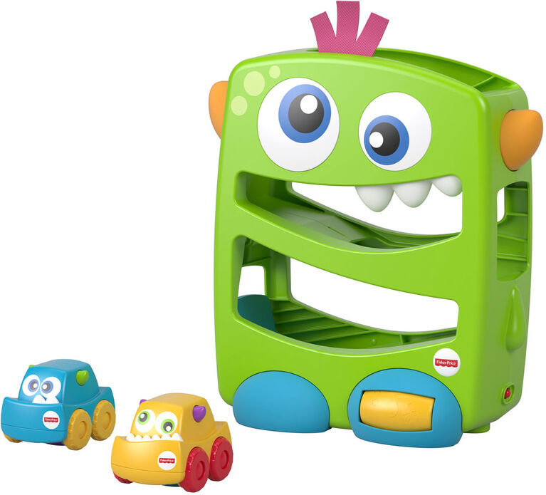 Fisher-Price Monster Trucks Racing Ramp