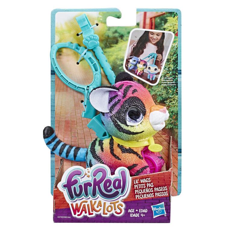 furReal Walkalots Lil' Wags Tiger