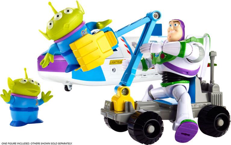 Disney Pixar Toy Story Buzz Lightyear Space Command Playset