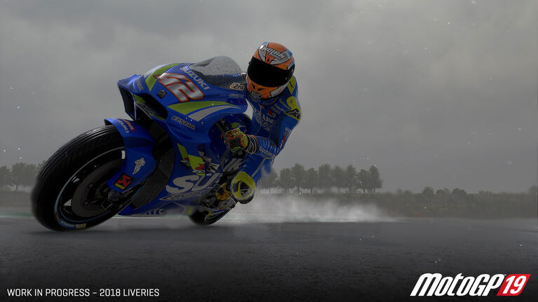 PlayStation 4 MOTOGP 19
