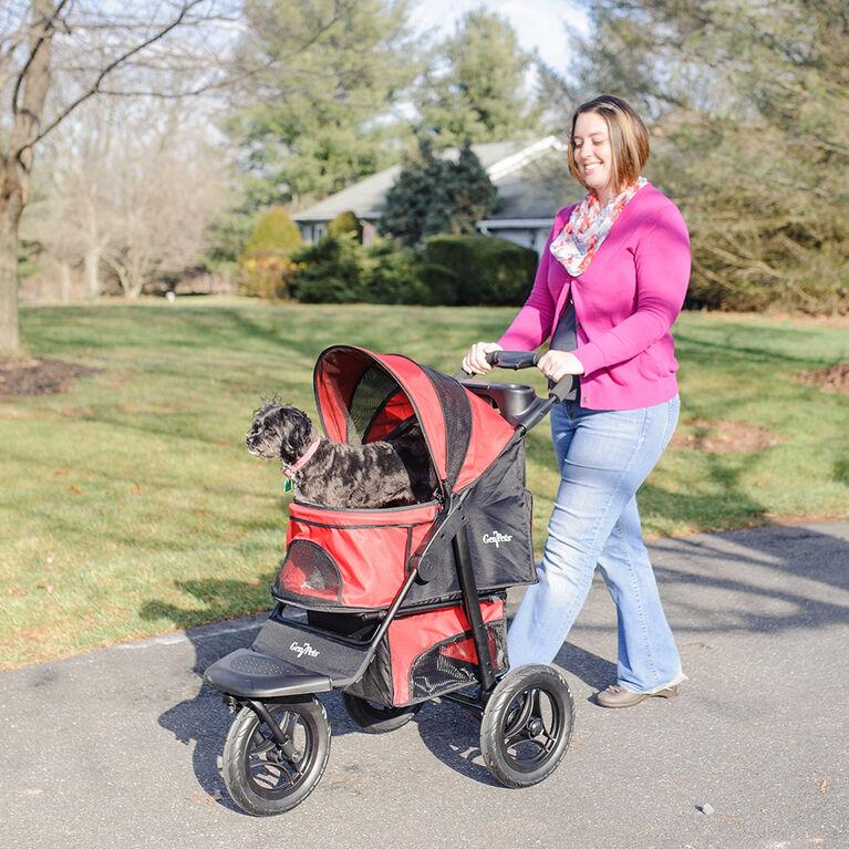 Gen7Pets G7 Jogger Pet Stroller - Pathfinder Red