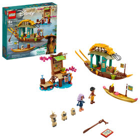 LEGO Disney Princess Le bateau de Boun 43185