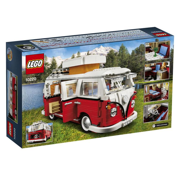 LEGO Creator - La fourgonnette de camping Volkswagen T1 (10220)