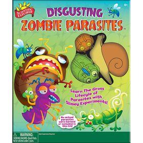 Scientific Explorer Distugusting Zombie Parasite