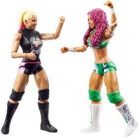 WWE Championship Showdown Sasha Banks vs Alexa Bliss 2-Pack