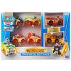 PAW Patrol, True Metal Spark Gift Pack of 6 Collectible Die-Cast Vehicles, 1:55 Scale