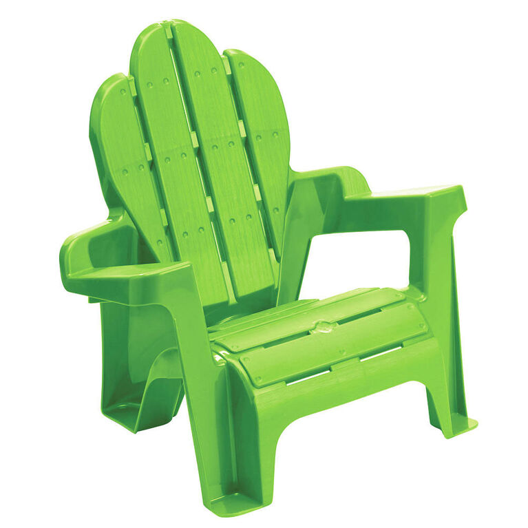 American Adirondack Chair - Green