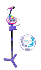 VTech® Kidi Star Karaoke Machine™ (Pink/Purple) - English Edition