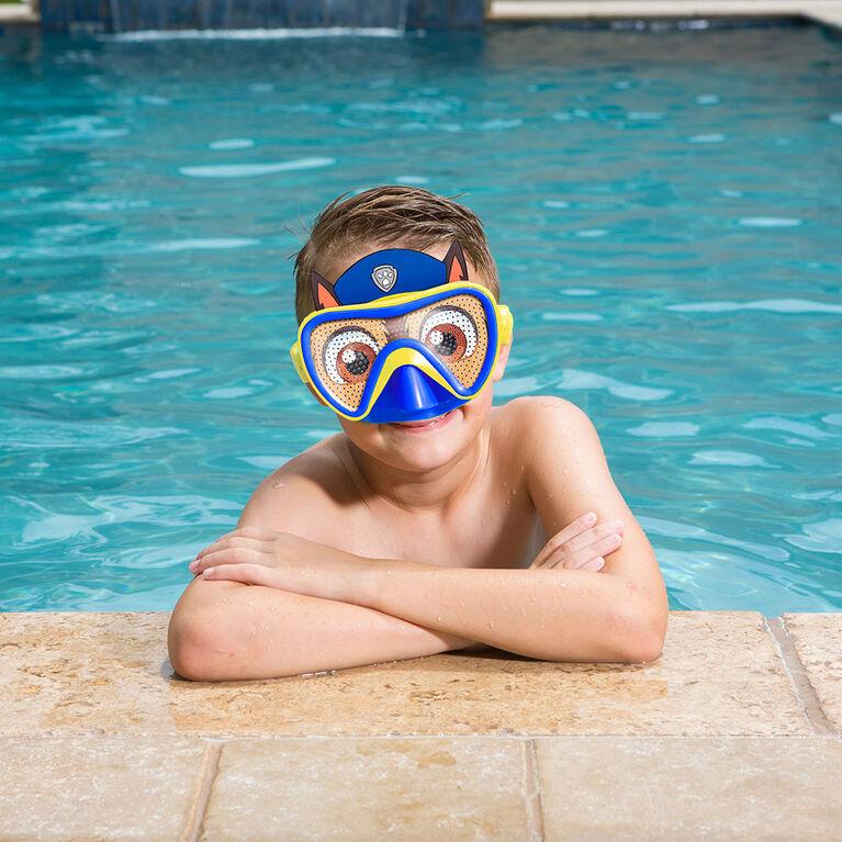 SwimWays - Masque de natation - Paw Patrol Chase