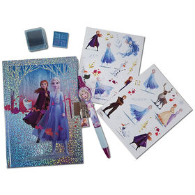 Ensemble De Journal Reine Des Neiges 2