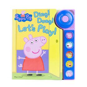 Peppa Pig Little Doorbell Sound Book