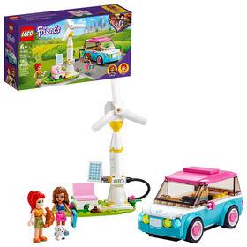 LEGO Friends La voiture électrique d'Olivia 41443
