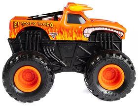 Monster Jam, Monster truck authentique El Toro Loco Rev 'N Roar à l'échelle 1:43
