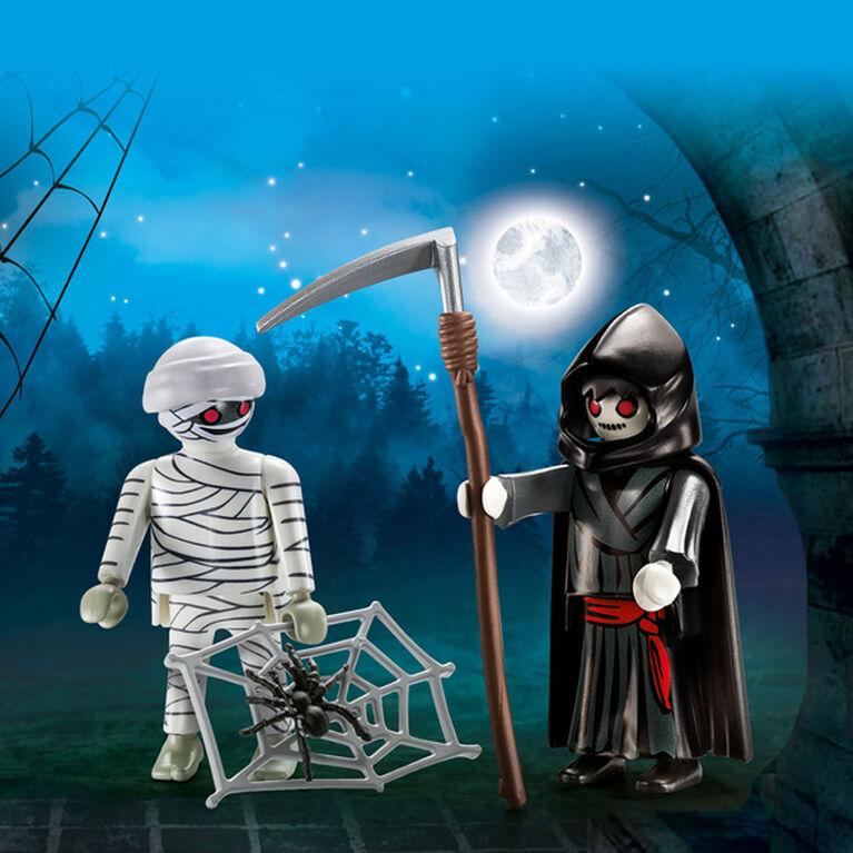 Playmobil - Mummy & Grim Reaper