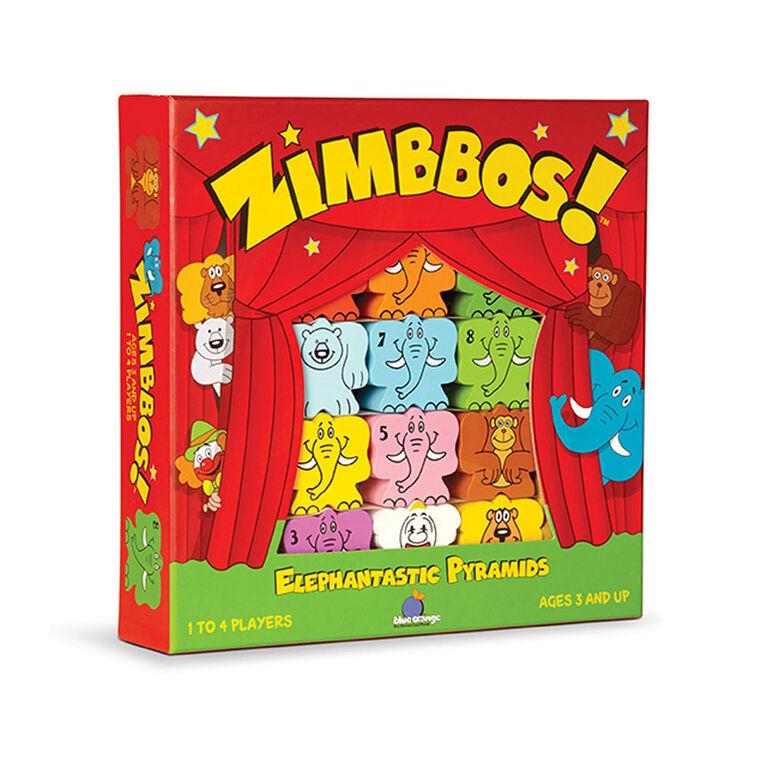 Zimbbos! Game