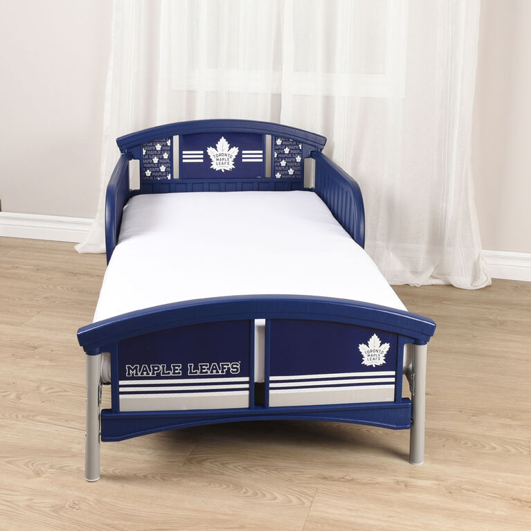 NHL Toronto Maple Leafs Toddler Bed