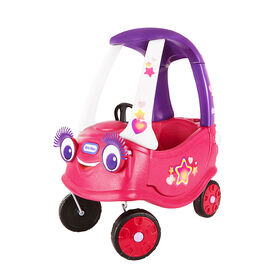 Little Tikes Superstar Cozy Coupe Themed Role Play Ride-On Toy - R Exclusive