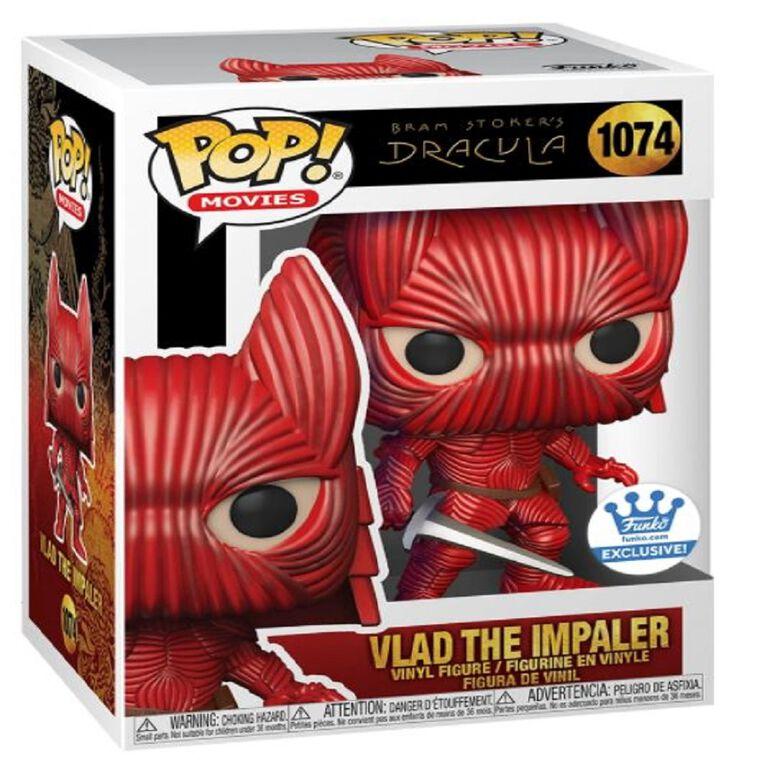 Figurine en Vinyle Vlad the impaler par Funko POP! Bram Stoker's Dracula - Notre exclusivité
