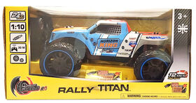 Dragon Wheels RC: Rally Titan