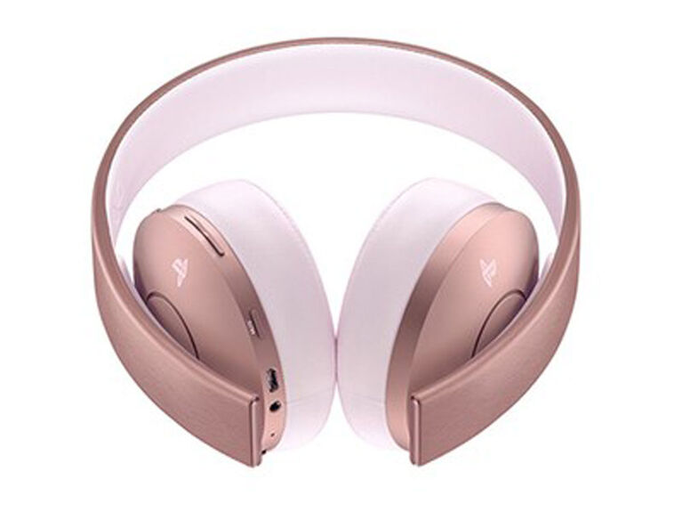 PlayStation 4 Wireless Stereo Headset Rose Gold