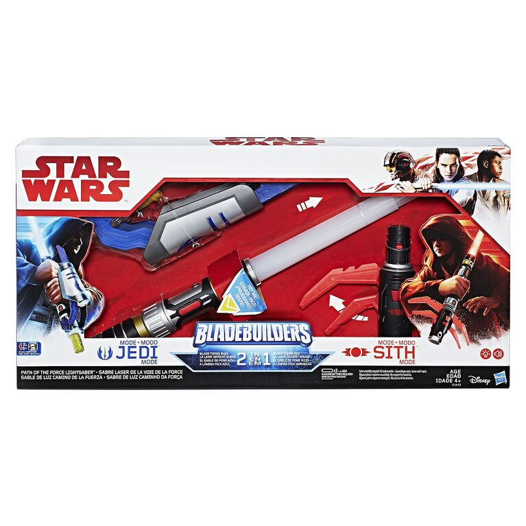 Star Wars The Last Jedi Choose Your Path Bladebuilders Path of the Force Lightsaber