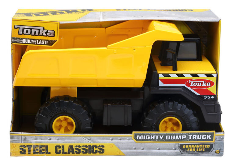 Tonka - Classics - Dump Truck - English Edition