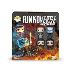 Funkoverse: Game Of Thrones 100 4-Pack - English Edition