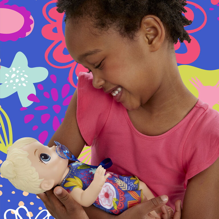 Baby Alive Baby Lil Sounds: Interactive Baby Doll