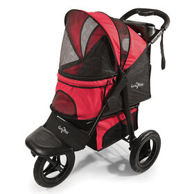 Gen7Pets G7 Jogger Pet Stroller - Pathfinder Red