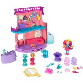 Fisher-Price - Nickelodeon Sunny Day Sunny's Fan-tastic Salon Playset
