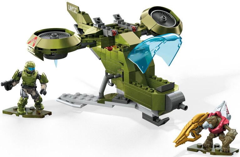 Mega Construx Halo UNSC Hornet