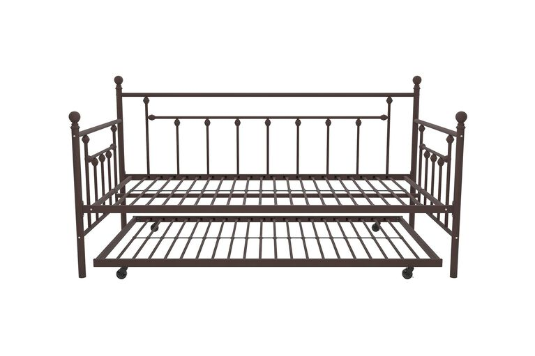 DHP Manila Twin Daybed and Trundle –  Bronze