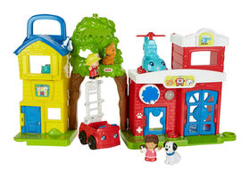 Fisher-Price Little People – Sauvetage d'animaux – Édition anglaise
