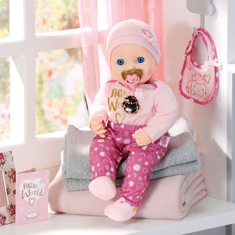 Baby Annabell Deluxe Clothing Set - English Edition