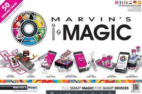 Marvin's 50 iMagic Tricks - styles may vary