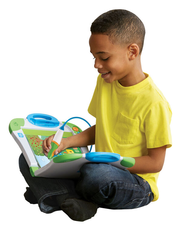 LeapFrog LeapStart Learning System - Green - French Edition