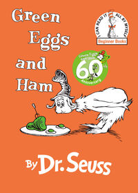 Green Eggs and Ham - Édition anglaise