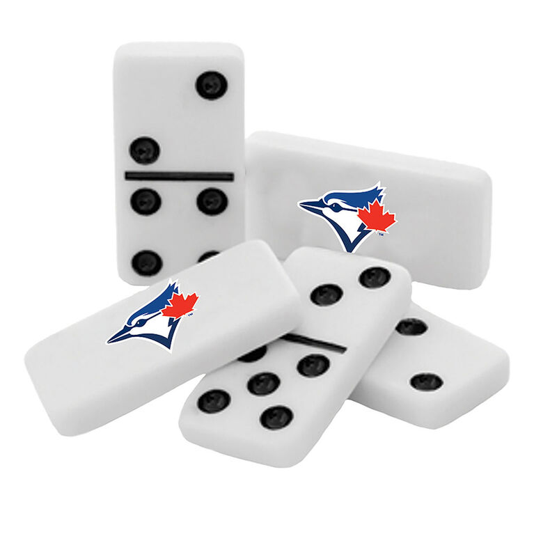 Toronto Blue Jays Double-Six Dominoes