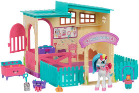 Shopkins Happy Places - Happy Stables Playset