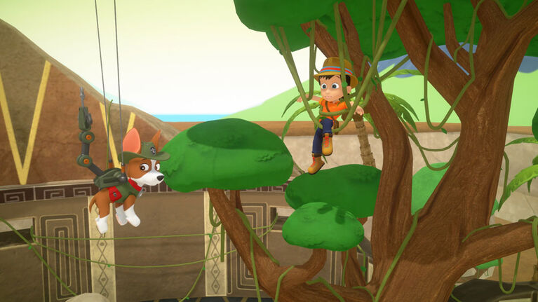 Xbox One Paw Patrol Mighty Pups