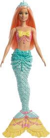 Barbie - Dreamtopia - Poupée Sirène Bonbons.