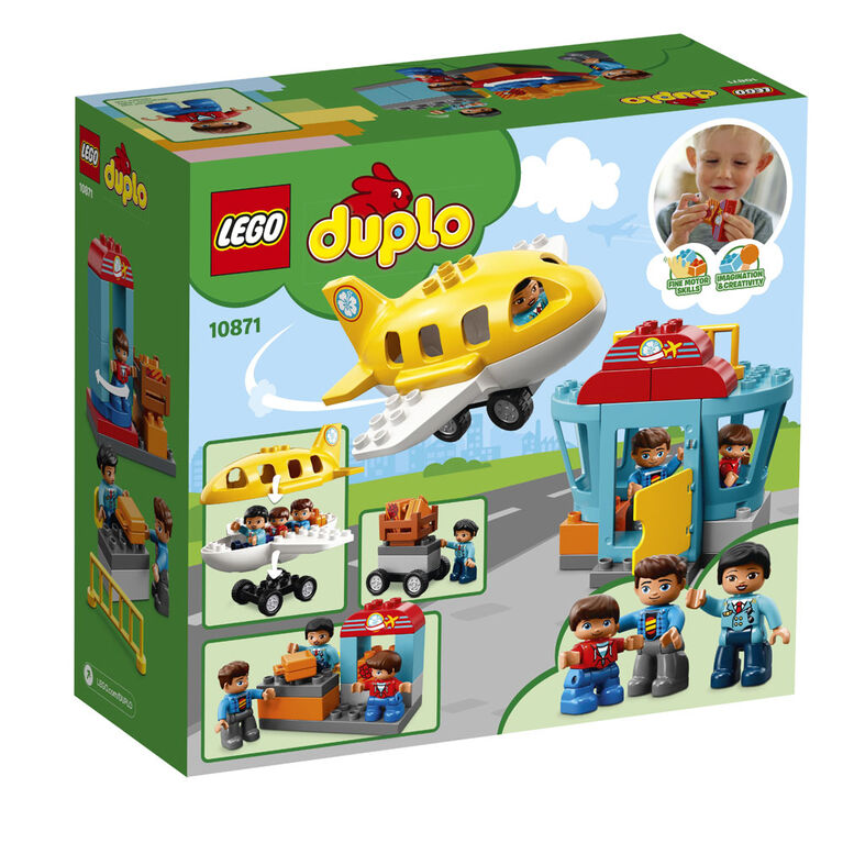 LEGO DUPLO Town L'aéroport 10871
