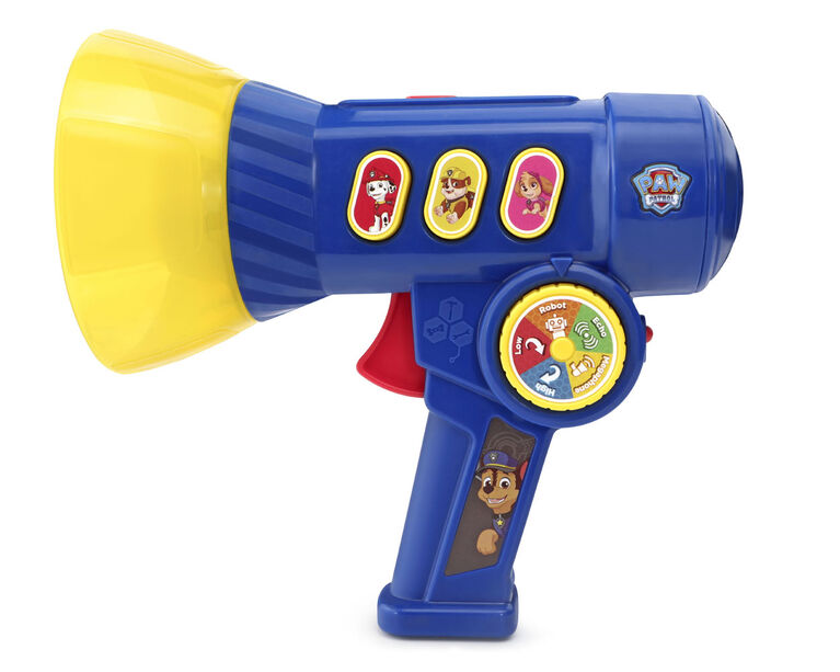 VTech PAW Patrol Megaphone Mission Voice Changer - English Edition