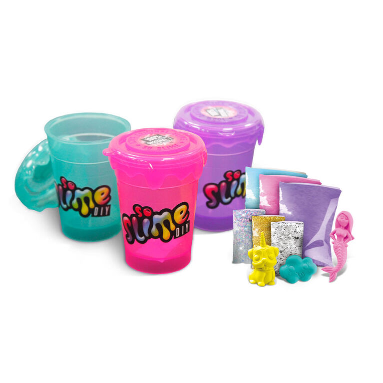 So Slime DIY 3 Pack Slime Shakers - Colours Vary